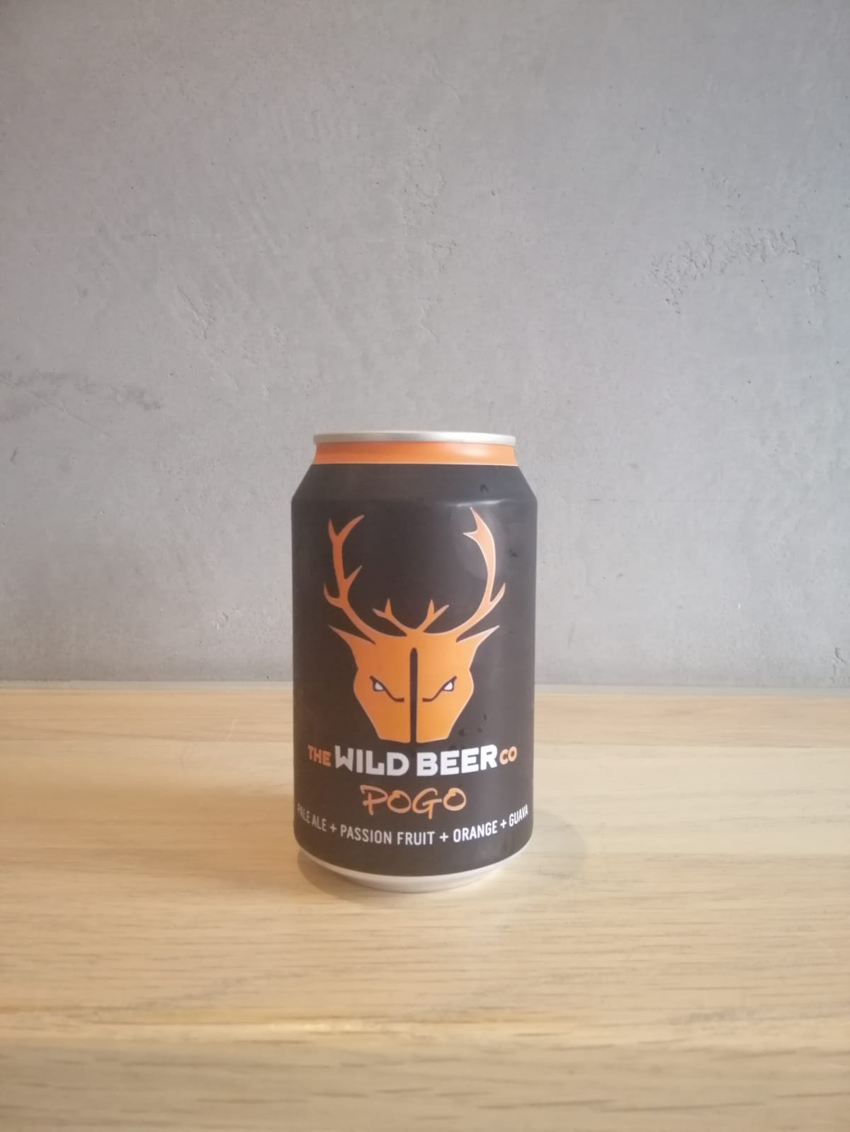 Wild beer Pogo Pale ale 4.1% 330ml