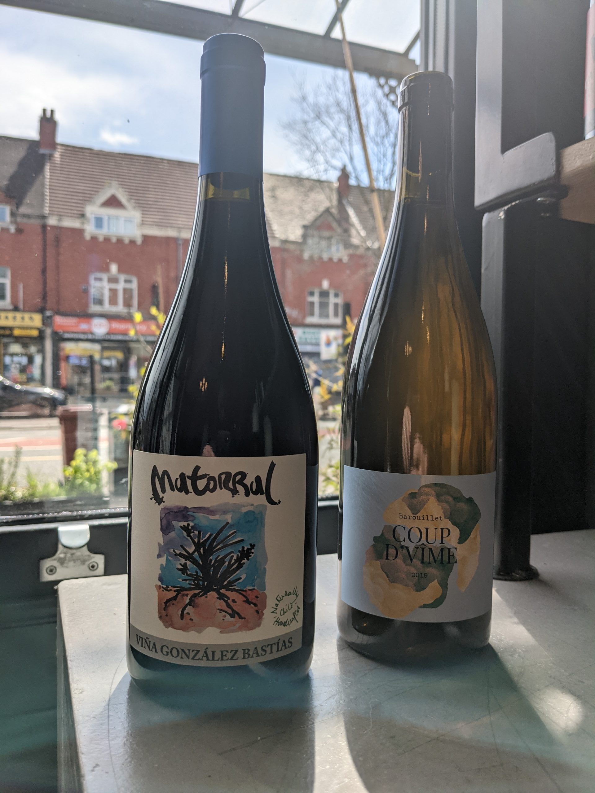 Paired Wines Saturday 8th May